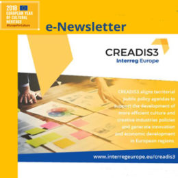 e-Newsletter CREADIS-3